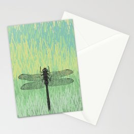 Dragonfly ~ The Summer Series Stationery Cards