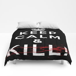 Keep Calm &... Comforters