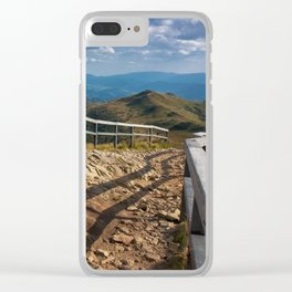Halicz Clear iPhone Case