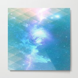 THE LORD IS TRYING TO TELL YOU SOMETHING Metal Print
