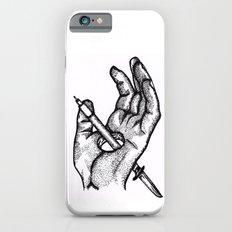 Hands of a killer  iPhone 6s Slim Case