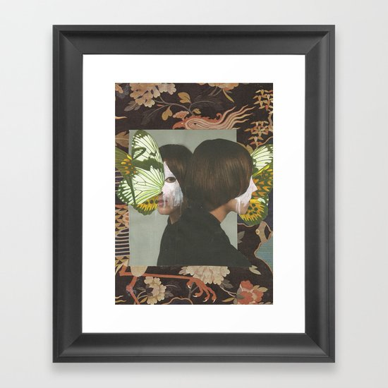 Arthropda Framed Art Print
