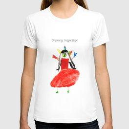 Drawing Inspiration5 T-shirt