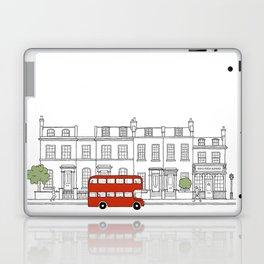 London houses Laptop & iPad Skin