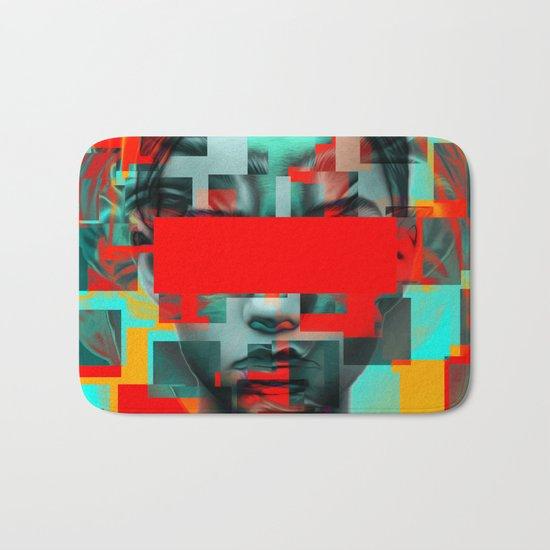 Digital G Bath Mat