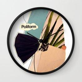 Poliform Wall Clock
