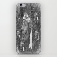 indian iPhone & iPod Skins featuring Indian by  Agostino Lo Coco