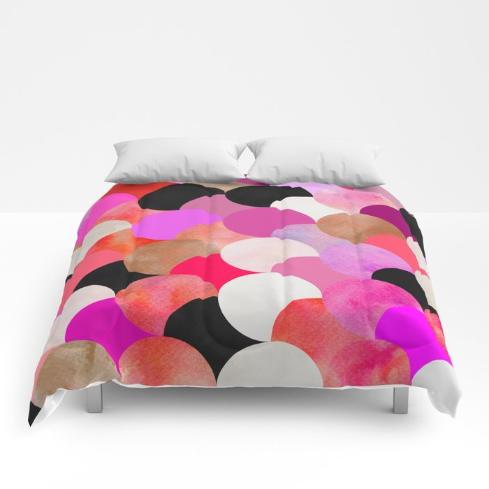 colour + pattern 22 Comforters