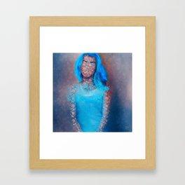 Malvina Framed Art Print