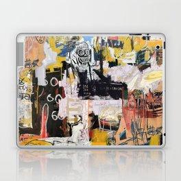 Basquiat World Laptop & iPad Skin