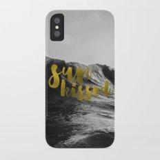 Sun Kissed iPhone X Slim Case