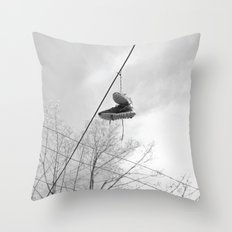 We Know Throw Pillow