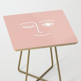 Wink / Pink Side Table