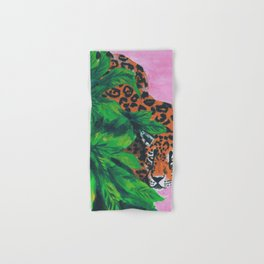 Jungle cat Hand & Bath Towel