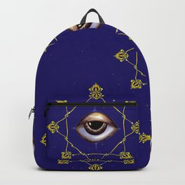 All Knowing Eye Backpack