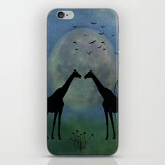 By Moonlight iPhone & iPod Skin