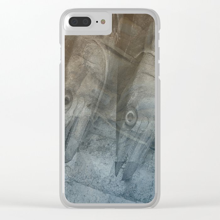 Fish Clear iPhone Case