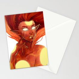 Solair, Aelor of the Sun Stationery Cards