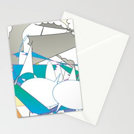Color #7 Stationery Cards