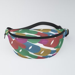 3D X Pipes Fanny Pack