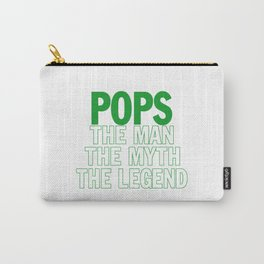 POPS THE LEGEND Carry-All Pouch