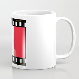 France Flag Film Coffee Mug