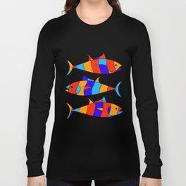 Elsebius - Tres Pescados Long Sleeve T-shirt