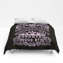 Pink Ouija Comforters
