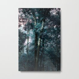 Cultivated Introspection Metal Print