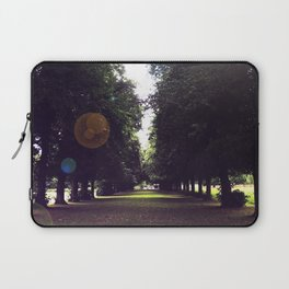 The Tree-Lined Path Laptop Sleeve