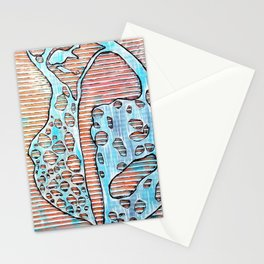 Torpedo Room #2 Stationery Cards