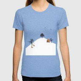 Snowy Landscape T-shirt