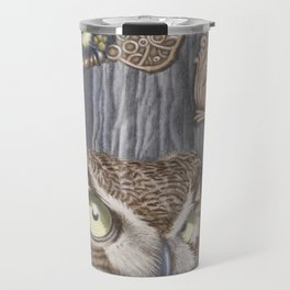 Keepers of Forbidden Knowledge Travel Mug
