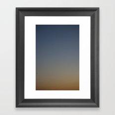 Gradiessence 1 Framed Art Print