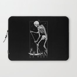 La Mort Laptop Sleeve