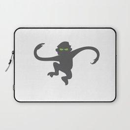 Death By Monkeys Laptop Sleeve