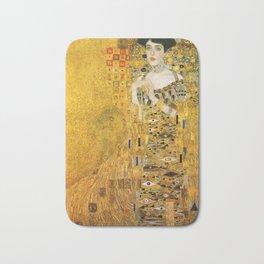 Gustav Klimt Bath Mat