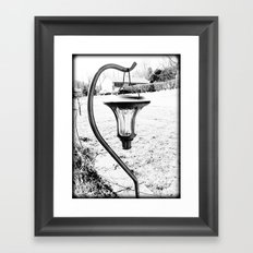... II Framed Art Print