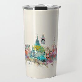 Ottawa Ontario skyline Travel Mug