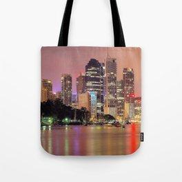 Brisbane City Tote Bag