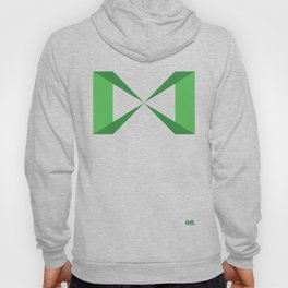 Simple Construction Green Hoody