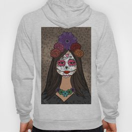 Gabriela on the Day of the Dead Hoody