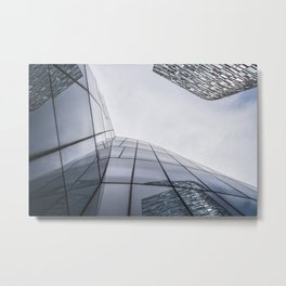 Modern architecture buildings in New York City Metal Print