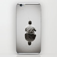 Mr. Fisherman  iPhone & iPod Skin