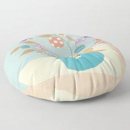 Holiday Vase Floor Pillow