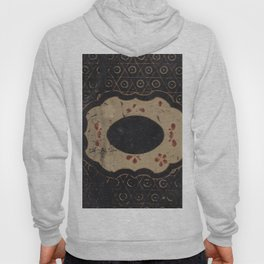 Vintage Japanese lacquer box pattern Hoody