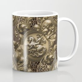 St Michael Baroque Coffee Mug