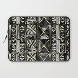 Tribal mud cloth pattern Laptop Sleeve