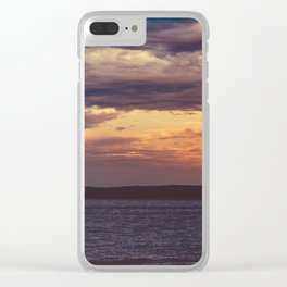 If I Could Take It All Back Clear iPhone Case