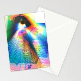 inner lights Stationery Cards